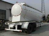 Lufeng 3 Assen 65cbm de BulkOplegger van de Tanker van het Cement voor Verkoop