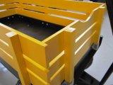 Bambino della rotella dell'aria del cassetto o carrello di legno dello strumento del vagone dei capretti