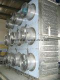 Congélateur rapide spiralé de nourriture avec la fonction de CAS (type 1500kg/h)