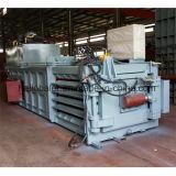 Máquina de embalaje del papel usado con el mecanismo impulsor manual