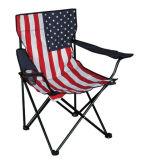 Cadeira de praia da bandeira de Inglaterra da impressão