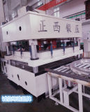 Hydraulische Stahltür-Haut-prägenpresse-Maschine