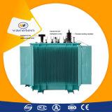 三相100 KVA 11kv 415Vのオイルによって浸される電源変圧器
