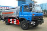 Le camion-citerne aspirateur d'essence de Dongfeng 14000L 15000L 10 tonnes à 15 tonnes réapprovisionnent en combustible le camion