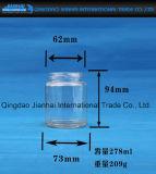 Umweltfreundliches Glas für Honig und Nahrung