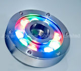 IP68 9W RGB LED Fountain Light, Fountain Lamp (JP94193)