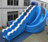 Нов-Конструированное синью раздувное промышленное скольжение воды, верхний найем скольжения Quanlity раздувной