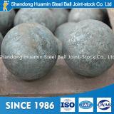 60mm forjou a esfera de aço para a mina do zinco