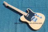 Chaîne de caractères de Basswood par la guitare électrique télé- de marais de corps