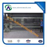 engranzamento elevado de Gabion do revestimento de zinco de 2X1X1m