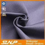 Doppia saia 100% del filo di ordito del cotone e tessuto spesso per la mutanda ed il rivestimento