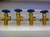Messingo2 Ventil Qf-2d für industrielle Sauerstoff-Gas-Zylinder