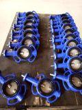 Soupape malléable de Midline de fer/fer de moulage/fer de carbone à la norme des États-Unis