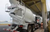 De Vrachtwagen van de Concrete Mixer van Benz van het noorden 6X4 8m3 voor Verkoop