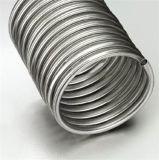 tubulação 304 316 de aço inoxidável para o calefator solar