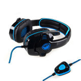 Micが付いているSound最もよいStereo Studio Wired USB Gaming HeadphoneかHeadset
