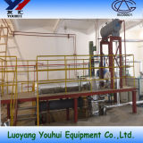 Черные масло двигателя/оборудование регенерации автотракторного масла/масла Trurk (YH-BO-007)