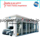 7 Brushesの工場Supply Automatic Tunnel Car Wash Machine
