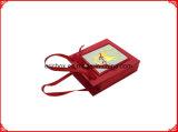 Caja de embalaje del regalo del papel de la tarjeta del regalo de la Navidad Jy-GB01
