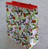 Хозяйственные сумки бумаги печатание нестандартной конструкции