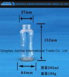 Het transparante Glaswerk van de Fles van het Sap voor Water