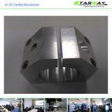 Peças fazendo à máquina personalizadas alumínio do CNC da alta qualidade