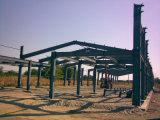 鉄骨構造Fabrication/Q235のQ345 Desifnの鋼鉄製造業者