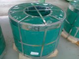 Bobina de aço de Ral e Prepainted galvanizada revestida cor PPGI