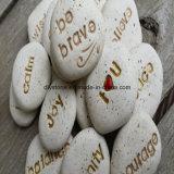 Pedra feita sob encomenda da palavra
