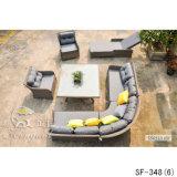 Софа ротанга, напольная мебель