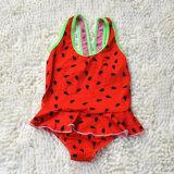 Swimwear variopinto della ragazza di Littlr dell'ananas nuovo