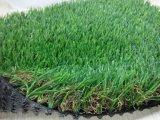 Ultra Garn-Chemiefasergewebe-Rasen des Qualitäts-PU-Schutzträger-W