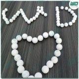 Ceramische Ballen Van uitstekende kwaliteit van de Bal van de Hoge Zuiverheid van 92% de Ceramische voor de Molen van de Bal