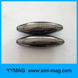 Brinquedo oval de lustro do ímã da ferrite da venda quente