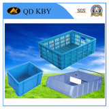 K76 Cheap Food Grade Plastic Bakery Crate