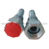 Orfs Female Hose Fitting con Flat Seal (24211)