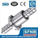 Rodamiento de bolitas linear de la vía guía de la fábrica de la venta al por mayor de los componentes flojos lineares de la máquina