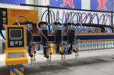 Cortador do plasma do CNC para a placa de aço