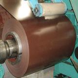 PPGI及びカラー上塗を施してある電流を通されたコイル(Ral9003)