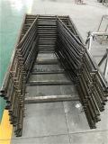 Het Frame van de Analyse HDG (wlak-Wlak-Thru Frame) voor Steiger