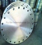 Flange cega de aço SABS1123 2500/8 feito