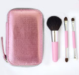 4PCS Cosmetic Travel Makeup Brush Set Lady Professional Blush Brushes