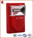 Bavure et sondeur conventionnels de signal d'échantillonnage de klaxon de sondeur de signal d'échantillonnage de signal d'incendie