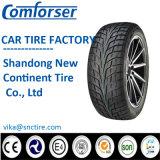 Neumáticos de coche económicos de la nieve de las iras del invierno de los neumáticos de coche