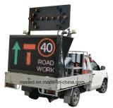De V.S. 15 Tekens van de Raad van de Pijl van de Vrachtwagen van de Veiligheid van Lampen de Op een voertuig gemonteerde
