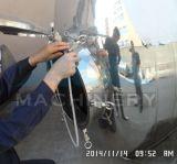 صحّيّ [ستينلسّ ستيل] تدفئة يمزج دبابة مع مكشط مهيّج ([أس-جبغ-إكس5])