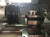 Ck6166A CNC van de Reparatie van de Diamant van de Rand van het Wiel van de Legering de Scherpe Horizontale Machine van de Draaibank