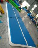 Pista di caduta sigillata ginnastica gonfiabile del materasso di aria di ginnastica