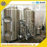 Fertigkeit-Bierbrauen-Gerät, kleines Bier, das System bildet