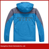 Vente en gros 100% Polyester Printing Outdoor Warm Jacket Coat (J202)